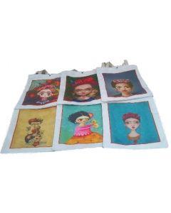 Frida Canvas Bag-One Sided BA796