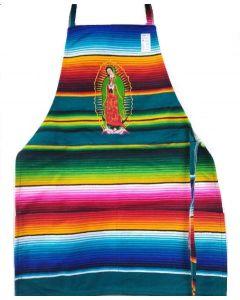 Sarape Apron - Guadalupe