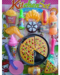 Kitchen Set Pizza 6601 (3693)
