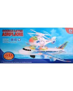 Double Layer Airplane 8042
