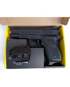 Airsoft Gun - M777R w/Laser&Flashlight
