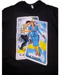 La Dama/El Borracho T-Shirt