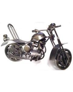 Texas Decor - Metal Motorcycle M6
