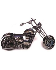 Texas Decor - Metal Motorcycle M1