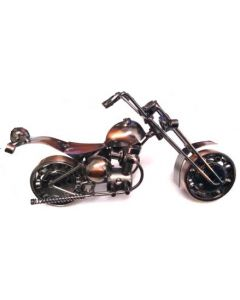 Texas Decor - Metal Motorcycle M13-1