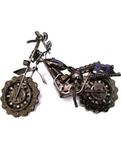 Texas Decor - Metal Motorcycle M5