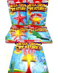 Mega Grow Creature ARM126