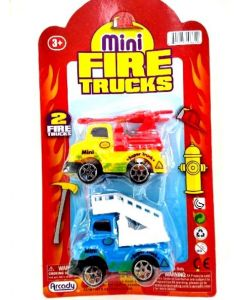 Mini Fire Trucks ARB00929N