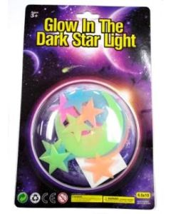 Glow In The Dark Star Light NM21018