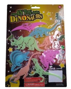 Glow In The Dark Dinosaurs NM210091