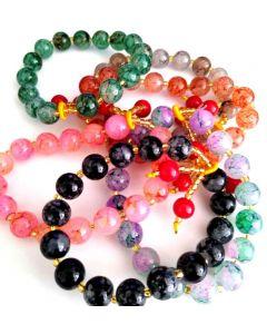 Fashion Jewelry - SA-3860 Glass Bead SOLD BY THE DOZEN