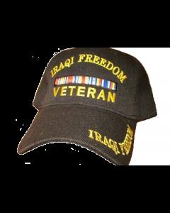 United States Iraqi Freedom Veteran Military Hat