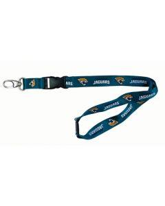 NFL Jacksonville Jaguars Lanyard-Teal