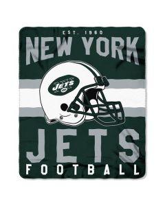 NFL New York Jets Fleece Throw Blanket