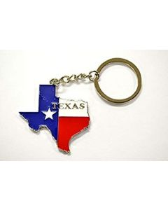 KC (Keychain)  66429 Texas Map SOLD BY THE DOZEN