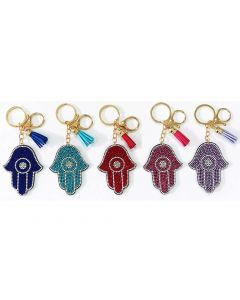 KC (Keychain) 69021 Bling Hand  SOLD BY THE DOZEN