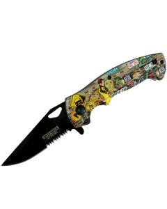Knife 13543 Girl Print