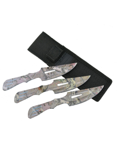 Knife A3303FC 3Pc Throwing Set