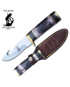 Knife BC-795 Bone Handle Hunting Knife
