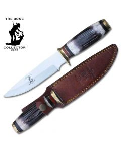 Knife BC-798 Bone Handle Hunting Knife