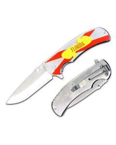 "Knife - PK1536-FL 4.5"" Metal"