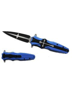 Knife - KS1724BL Cross