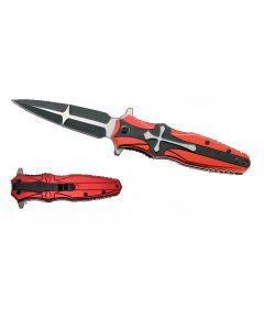 Knife - KS1724RD Cross