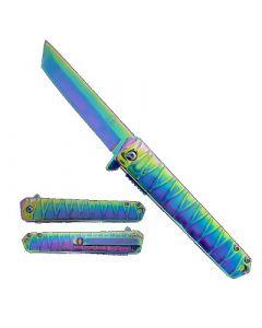 Knife - KS36447RB Semi Automatic Tanto