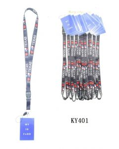 ID Holder KY401 I Love Texas SOLD BY THE DOZEN