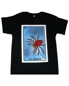 La Arana Loteria T-Shirt