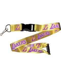 NBA Los Angeles Lakers Lanyard - Yellow