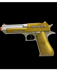 Special Pistol AU211 with Batteries - Light Up