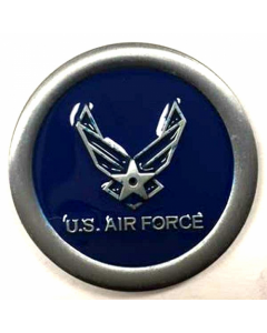 Texas Decor - United States Air Force Metal Magnet
