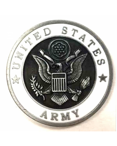 Texas Decor - United States Army Metal Magnet