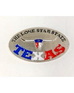 Magnet - Texas Lonestar State Oval