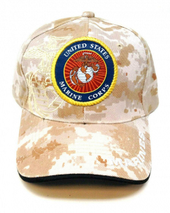 United States Marine Corps Military Hat - Seal/Digital #6