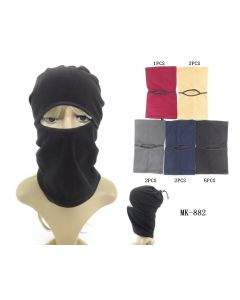 Ski Mask - MK882 ASSORTED  SOLD BY THE DOZEN