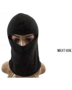 Mask - Fleece MK874BK SOLD BY THE DOZEN