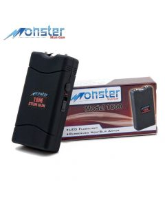 Stun Gun Monster 18M Black