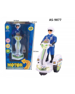 Motor Super Police AS-9877