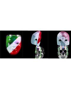 Mexico Flag Double Mask-MASME