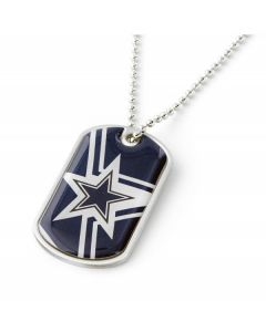 NFL Dallas Cowboys Dynamic Dog Tag