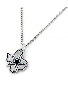 NFL Dallas Cowboys Necklace State Design(470-17)
