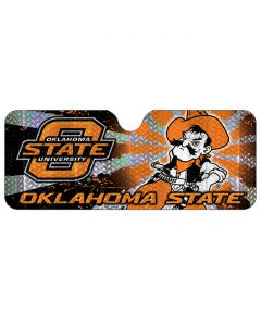 NCAA Oklahoma State Cowboys Auto / Car Sunshade