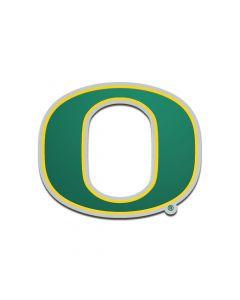 NCAA University of Oregon Ducks Auto Emblem - Color