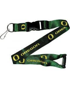 NCAA University of Oregon Ducks Lanyard