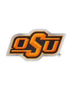 NCAA Oklahoma State Auto Emblem - Color