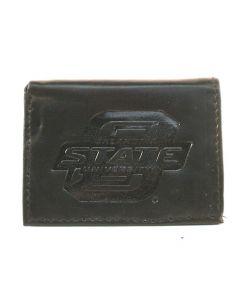 NCAA Oklahoma State Leather Wallet