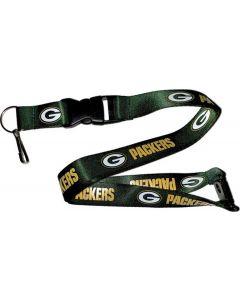 NFL Green Bay Packers Lanyard - Green