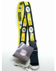 NFL Green Bay Packers Two-Tone Lanyard